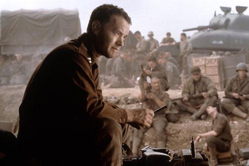 HOLLYWOOD Outsider: Saving Private Ryan -- 1998