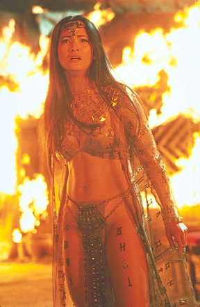 Scorpion King (2002) -- Kelly Hu